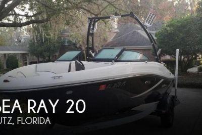 2013 Sea Ray 20