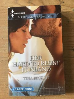 Her Hard to Resist Husband - book