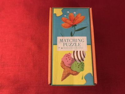 Matching Puzzle - 18 Of 20 Sets