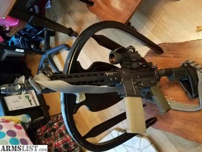 For Sale: Sig M400 Pistol, 11.5 inch barrel
