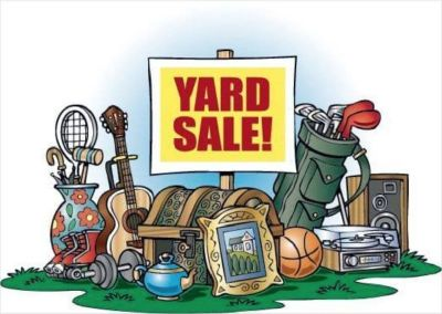 Garage Sale 1201 S. Jellison St. Lakewood, CO 80232 May 24th & 25th