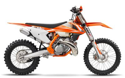 2018 KTM 250 XC Competition/Off Road Motorcycles Trevose, PA