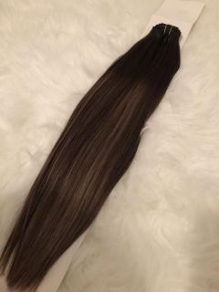 New 22 clip in human hair extensions