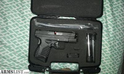 For Sale: Lnib Springfield xds 9mm 3.3
