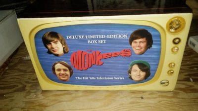 The Monkees Limited Edition Box Set