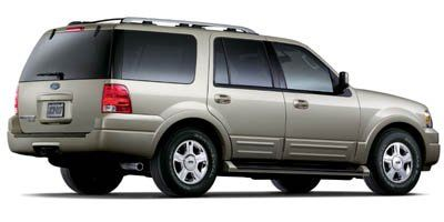 2005 Ford Expedition Limited (Not Given)
