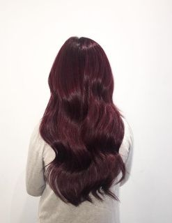 Hair Extensions application by your stylist Nadia