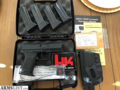 For Sale/Trade: H&K 45c (New)