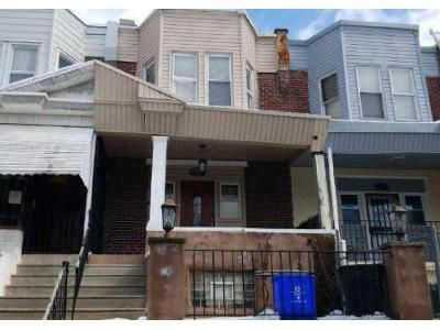 3 Bed 1 Bath Foreclosure Property in Philadelphia, PA 19120 - Ella St