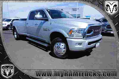 2018 Ram 3500 LIMITED CREW CAB 4X4 8' BOX LARAMIE LIMITED