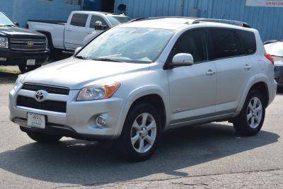 2012 Toyota RAV4 Limited (Classic Silver Metallic)