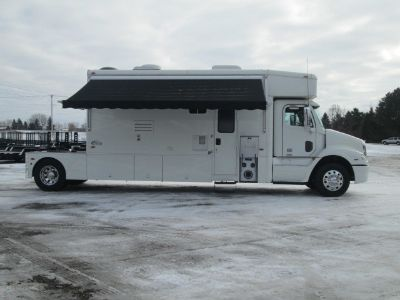 2008 United Specialties 17' Totor