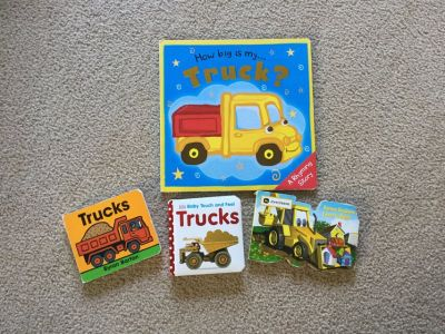 Trucks & tractor books