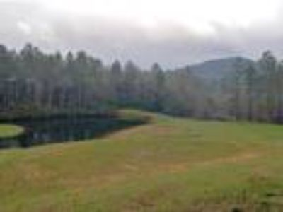 Lot 36 Piney Ridge Rd Sapphire,NC- Golf Course Lot with Mountain and Pond View