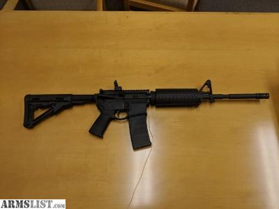 For Sale: Palmetto State AR-15