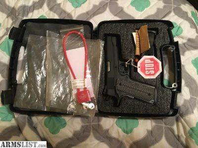 For Sale: Nib never fired rock island m1911 a1 tach II
