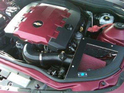 Purchase Cold Air Inductions Inc. 2010-11 Chevy Camaro V6 Cold Air Intake System (CAI) motorcycle in Memphis, Michigan, United States, for US $399.99