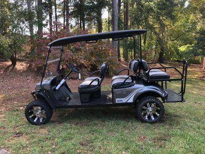2019 E-Z-Go 72V Express L6 Electric Golf carts Golf Carts Jasper, GA