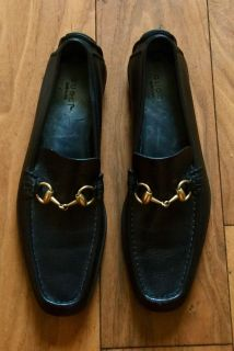 Authentic GUCCI Loafers/Driving shoe