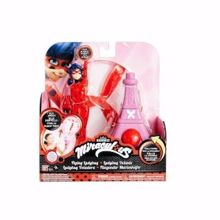 Miraculous 7.5 Inch Flying Ladybug Feature Action Doll