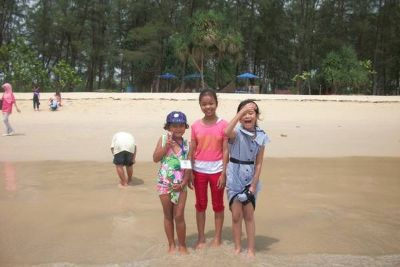 Teaching English abroad (Thailand)