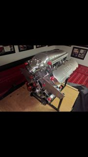 New 3100HP Steve Morris BBC Engine