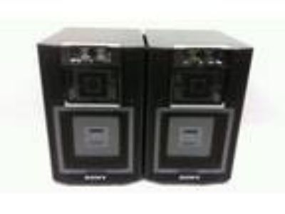 Sony Bookshelf Dual Speaker System IMP:8 Tested