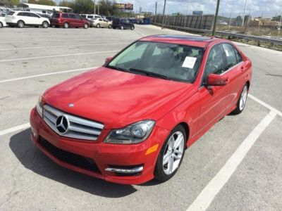 2012 Mercedes-Benz C-Class C300 4MATIC Luxury ()