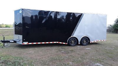 2019 Covered Wagon 8.5x24 TA Gold Enclosed Trailer