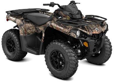 2018 Can-Am Outlander DPS 570 Utility ATVs Elk Grove, CA