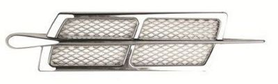 Purchase Pair Ractive TL 176 Car And Truck Trims Chrome Side Vent With Chrome Mesh motorcycle in Pompano Beach, Florida, United States, for US $9.99