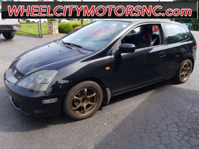 2002 Honda Civic Si (Black)