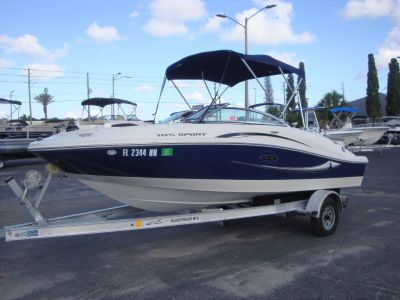 2008 Sea Ray 185 Sport Runabouts Holiday, FL