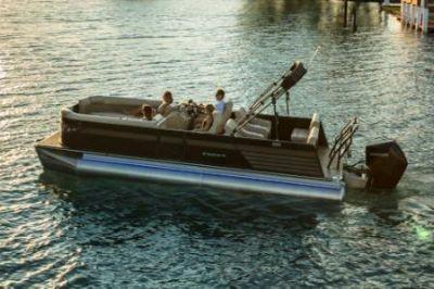 2019 Crest III 220 SLC Pontoon Boats Kaukauna, WI