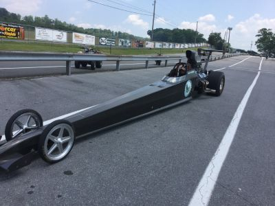 "272"" SPITZER TOP DRAGSTER"