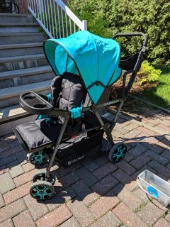 Baby Trend Sit n Stand Stroller- like new!