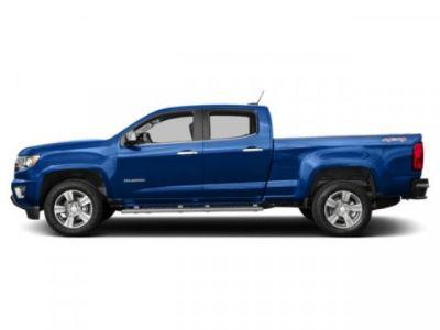 2019 Chevrolet Colorado 4WD Work Truck (Pacific Blue Metallic)