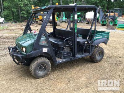 2013 Kawasaki Mule 4010 Trans 4x4 Utility Vehicle
