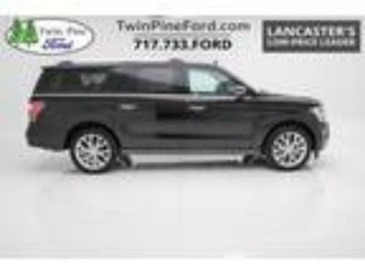 Used 2018 FORD Expedition Max For Sale