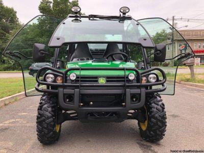 $4400 2014 John Deere Gator XUV 855D 4x4
