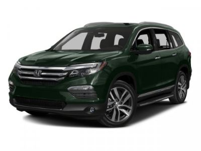 2016 Honda Pilot Elite (White Diamond Pearl)