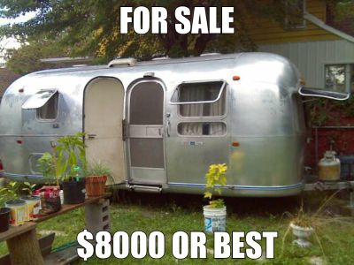 1970 Airstream Safari Double Special Land Yacht 23ft.