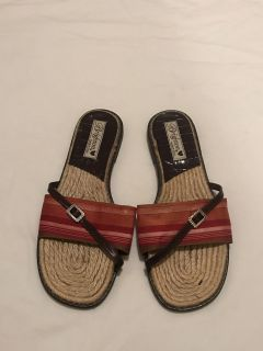 Brighton Women s Sandals Shoes Sz. 9 Made in Italy