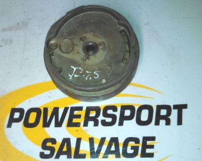 Sell EVINRUDE JOHNSON 7.5 HP Seahorse 580204 Flywheel Magneto 56 57 58 AD12 motorcycle in Rockford, Michigan, United States