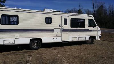 1989 silver Eagle motor home good condition
