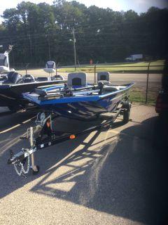 2018 Alumacraft Prowler 175 Bass Boats Lagrange, GA