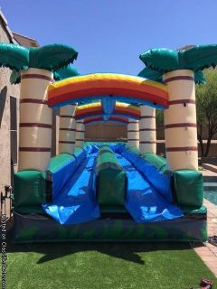 Water Slides for Birthday Parties, Schools, Corporate Events, Summer Camps & More!