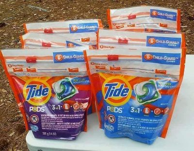 Tide pods 6for24.00