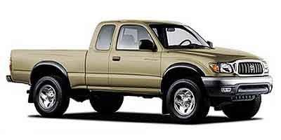 2001 Toyota Tacoma SR5 (Not Given)