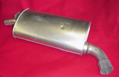 Sell 68 69 70 71 72 CORVETTE LEFT HAND MUFFLER LH ZIP PRODUCT motorcycle in Fort Wayne, Indiana, United States, for US $69.95